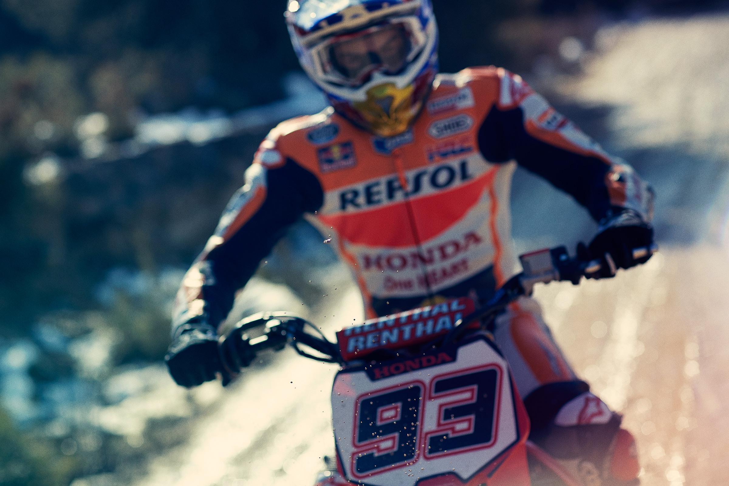 OLLYBURN.COM Marc Marquez for Oakley