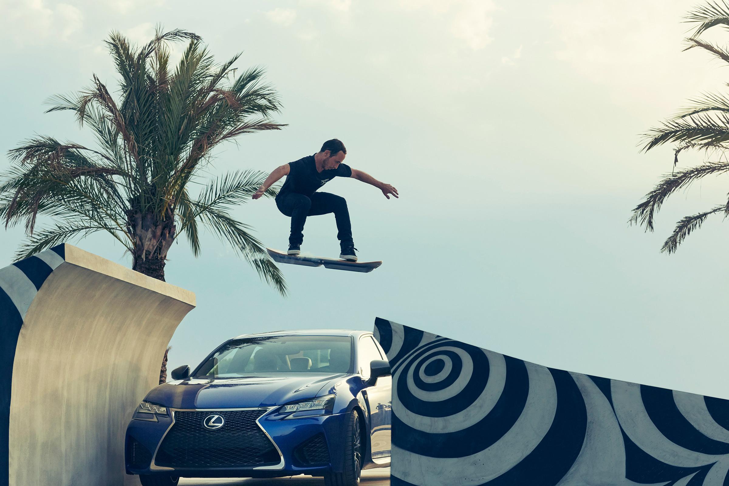 ollyburn.com Lexus Side
